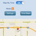MapMyTime by MaryEllen Saxby