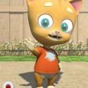 Talking Tibbs the Cat by Tap 'n Cap Apps