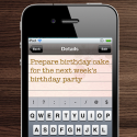 Notebook Pro for iPhone 4 by thumbsoft