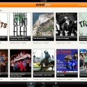 Eventster for iPad by Tackable