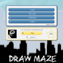 Draw Maze by Bjorn Djurner