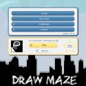 Draw Maze by Bjorn Djurner