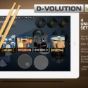 D-Volution v2 &#8211; the ultimate drum kit for iPad! by Excedo d.o.o.