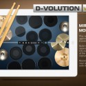 18967 Sf6ZlRRbnGK1b5xDhFoWvg temp upload.oqhvnmbi.480x480 75 125x125 D Volution v2   the ultimate drum kit for iPad! by Excedo d.o.o.