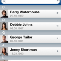 19048 iTunes Screenshot Birthdays iPhone4 320x480 125x125 Birthdays – Calendars, Notifications and More by devtag software