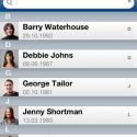 19048 iTunes Screenshot Birthdays iPhone4 320x480 125x125 Birthdays – Calendars, Notifications and More by devtag software
