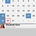19048 iTunes Screenshot Calendar iPhone4 320x480 125x125 Birthdays – Calendars, Notifications and More by devtag software